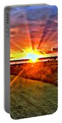 Charleston Sunset Portable Battery Charger
