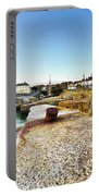 Charlestown From The Sea Wall Portable Battery Charger