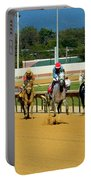 Charlestown Races Portable Battery Charger