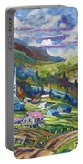 Charlevoix Inspiration Portable Battery Charger