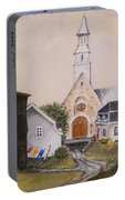Charlevoix Quebec Portable Battery Charger