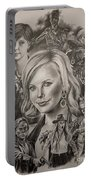 Charlize Theron  Portable Battery Charger