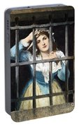 Charlotte Corday Portable Battery Charger
