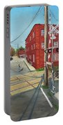 Charlottesville Street Portable Battery Charger