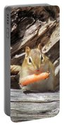 Charming Chipmunk Portable Battery Charger