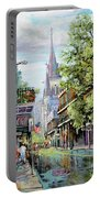 Chartres Rain Portable Battery Charger
