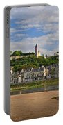 Chateau De Chinon Panorama Portable Battery Charger