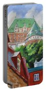 Chateau Frontenac Portable Battery Charger