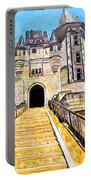 Chateau Saumur, A Long Way Up Portable Battery Charger