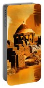 Chaukhandi Tombs Portable Battery Charger