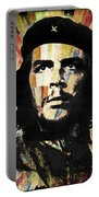 Che Guevara Revolution Gold Portable Battery Charger