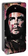 Che Guevara Revolution Red Portable Battery Charger