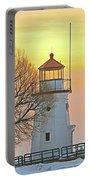 Cheboygan Harbor Light 2 Portable Battery Charger