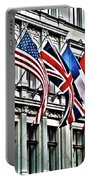 Checkpoint Charlie Portable Battery Charger