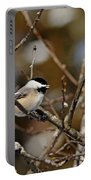 Cheeky Chickadee Portable Battery Charger