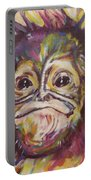 Cheeky Lil' Monkey Portable Battery Charger