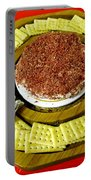 Cheese And Crackers Portable Battery Charger