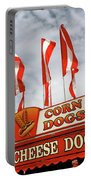 Cheese Dogs Galore Portable Battery Charger