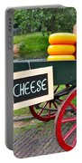 Cheese On A Wagon Portable Battery Charger