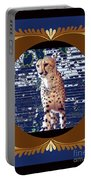 Cheetah Lean And Mean Portable Battery Charger