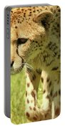 Cheetah The Fastest Land Animal Portable Battery Charger