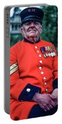Chelsea Pensioner Portable Battery Charger