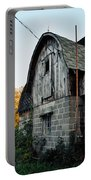 Chequamegon National Forest Barn Portrait Portable Battery Charger