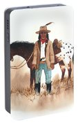 Cherokee Lighthorse Portable Battery Charger