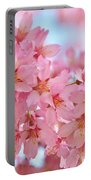Cherry Blossom Pastel Portable Battery Charger