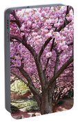 Cherry Blossom Wonder Portable Battery Charger