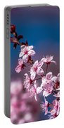 Cherry Blossoms 3 Portable Battery Charger