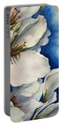 Cherry Blossoms Portable Battery Charger