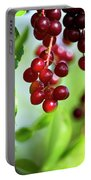 Cherry Jubilee Portable Battery Charger