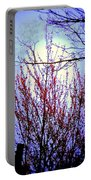 Cherry Moon Portable Battery Charger