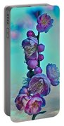 Cherry Stems Portable Battery Charger