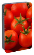 Cherry Tomatoes Fine Art Food Photography Portable Battery Charger
