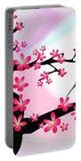 Cherry Tree Portable Battery Charger