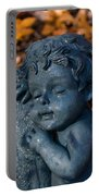 Cherub Sleeping Portable Battery Charger