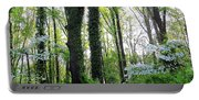 Chesapeake Oldgrowth Forest Portable Battery Charger