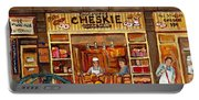 Cheskies Hamishe Bakery Portable Battery Charger