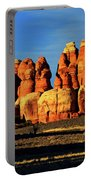 Chesler Park Sandstone Towers Portable Battery Charger
