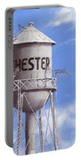 Chester Water Tower Ne Portable Battery Charger