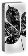 Chestnut Leaf Portable Battery Charger