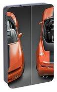 Chevrolet Camaro Convertible Concept 5  Portable Battery Charger