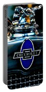 Chevrolet Hoodie Portable Battery Charger