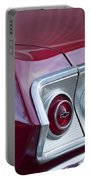 Chevrolet Impala Ss Taillight 2 Portable Battery Charger