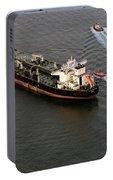 Chevron Pegasus Voyager Oil Tanker Portable Battery Charger