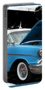 Chevy Love 1956 Portable Battery Charger