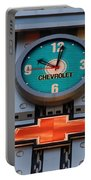 Chevy Times Square Clock Portable Battery Charger