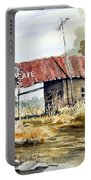 Cheyenne Valley Station Portable Battery Charger